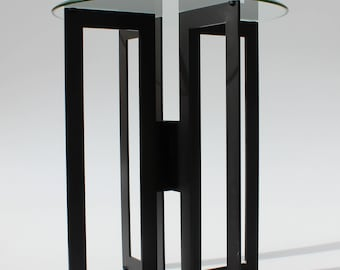 Machovec Metal Modern Table