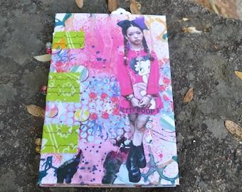 Japanese Fashion (Harajuku) Journal