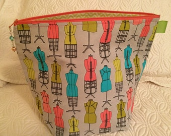 All Dressed Up - Large Project Bag