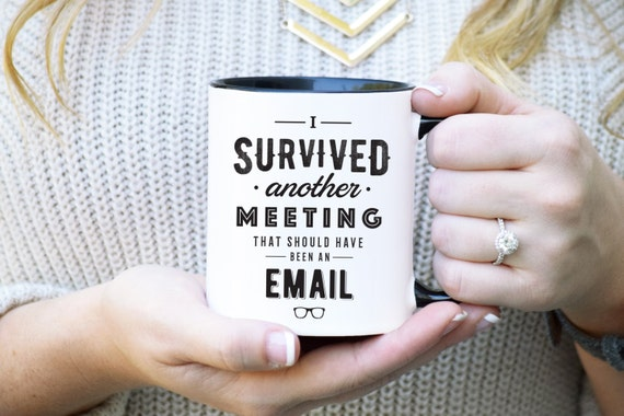 Funny office mug coworker gift boss gift funny work mug like this item negle Images