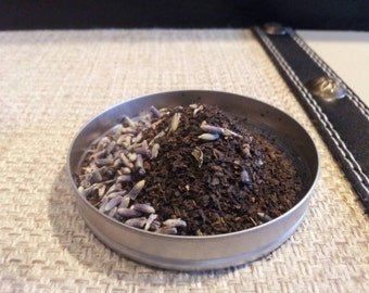 Black Lav loose leaf tea