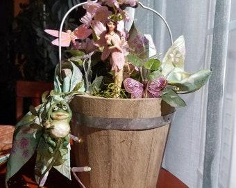 Wishing Well | Handmade Fairy House | Devana's Lore