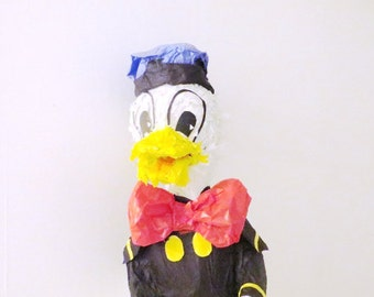 Donald duck duck for a great birthday piñata!