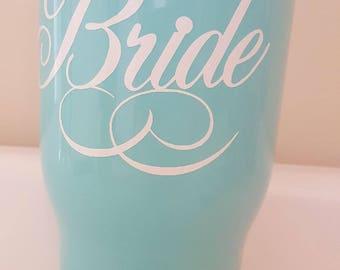 Bride Tumbler