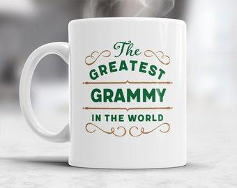 Grammy Gift, Greatest Grammy, Grammy Mug, Birthday Gift For Grammy! Grammy, Grammy Present, Grammy Birthday Gift, Grammy! Awesome Grammy