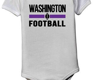Washington Football Baby Bodysuit
