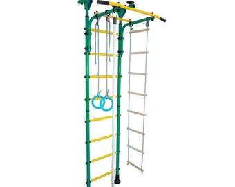 "Indoor playground for kids (Jungle gym)  Pressure fitted ""Athlete"""
