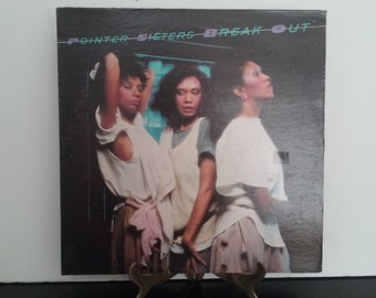 Pointer Sisters - Break Out - Circa 1983