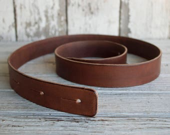 Longer Leather Strap Upgrade for Tote, Finch or Hunter