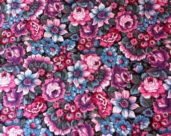 BTHY Vtg Floral - 100% Cotton