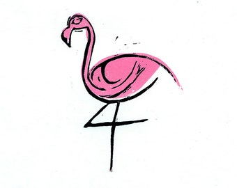 Willy the Flamingo