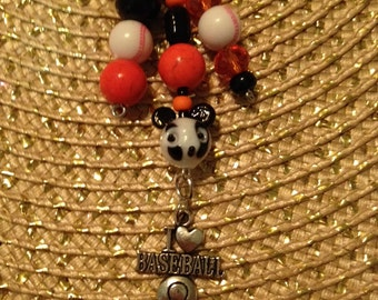 San Francisco Giants Charm Necklace