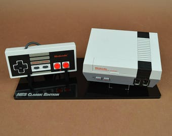 NES Classic Display Stand Dock: Shelf Candy