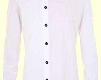 White Point Collar Shirt - Ready to Ship