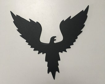 Phoenix Custom made metal sign, Gift, Plasma Cut