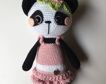The Panda Girl