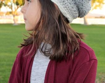 Cozy Slouch Cap