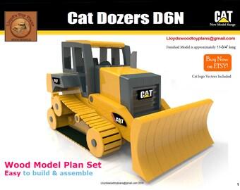 Cat Dozers D6N