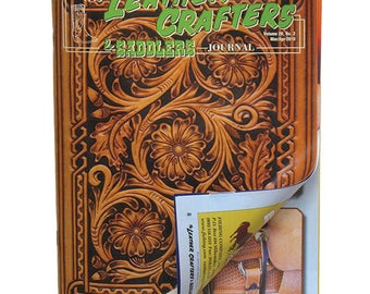 Leather Crafters & Saddlers Journal Magazine Past Issues - 2010 Editions