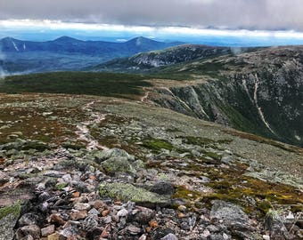 Table Lands - Mount Katahdin, Baxter State Park, Maine - Photography