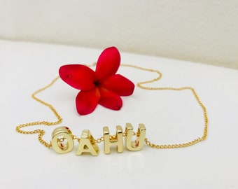 Oahu Necklace