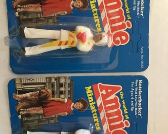 The Wonderful World of Annie Miniature 9032 Punjab Figure - #73