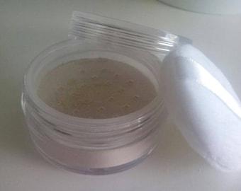 Concealer face powder