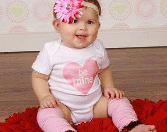 Pink and Brown Baby Leg Warmers Slightly Irregular