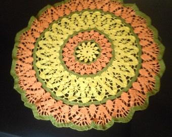 patchwork placemat