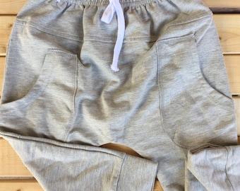 Toddler Harlem Jogger Pants, Toddler Pants, Fashion Toddler, Gray Toddler Pants, Toddler Sweatpants, Comfy Toddler Pants