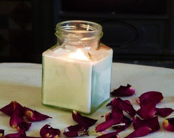 Valentine Rose Candle by Cosy Cones