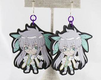 Drifters Anime Olminu Earrings