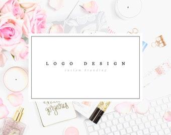 Custom Logo Design • Custom Branding • Custom Blog Logo • Custom Business Logo • Watermark