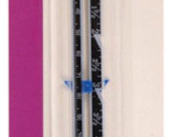 "Sewing Gauge 6"" w/Sliding Marker, Dritz, Sewing Notion"