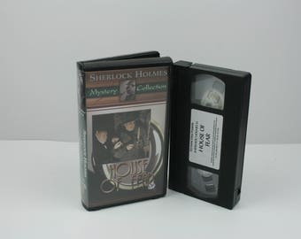 Sherlock Holmes - The House of Fear [VHS] (1945)