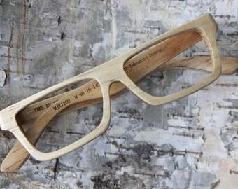 Canada Birch Handmade Take By Takemoto Mjx1202 Wood Sunglasses Eyeglasses