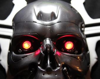 Terminator Salvation factory display