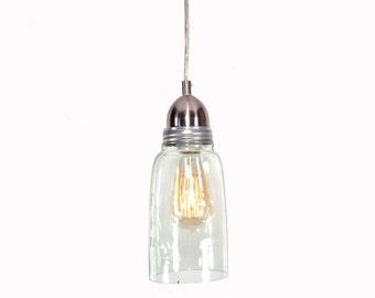 Lighting Metal Sifter Pendant Rustic Lighting Industrial