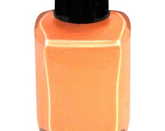 Orange KABOOM Pastel Neon UV Reactive 5 Free Nail Lacquer