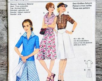 Pouch pattern Burda 23469 - together Lady (Vintage)
