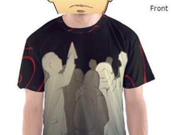 Persona 5 Subway Traveler Persona Tshirt Shirt | Shin Megami Tensei Persona 4 5 Q