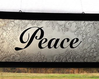 Peace Original Transluscent