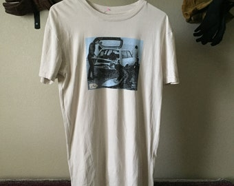 Rusty T-Shirt size Medium