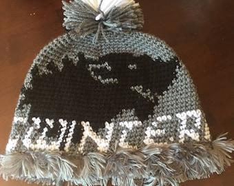 Game of Thrones Crochet Hat