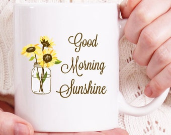 Good Morning Sunshine Coffee Mug - BA1A