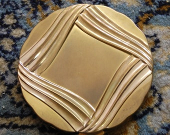Vintage Max Factor Hollywood Compact