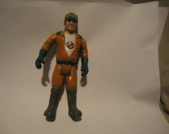 Vintage 1987 Real Ghostbusters Ray Stanz Figure by Columbia Pictures, collectable