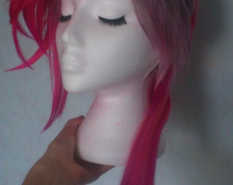 Vi cosplay wig - League of legends