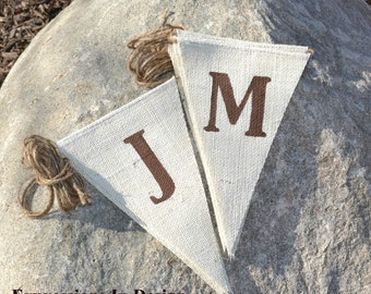 Just Married  Banner ... Burlap Banner .... Wedding Banner ...Wedding Decoration ... Reception ... just married