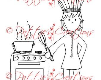 Chef Pattieboop